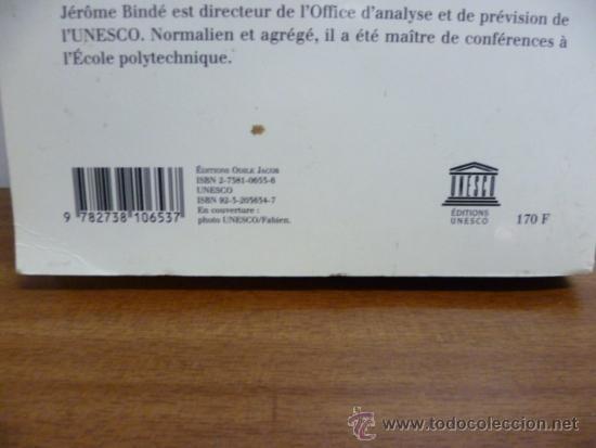 Libros: UN MONDE NOUVEAU, Frederico Mayor - Editions ODILE JACOB - 1999 (en frances) - Foto 8 - 38790583