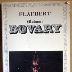 Libros: MADAME BOVARY. Lote 39258823