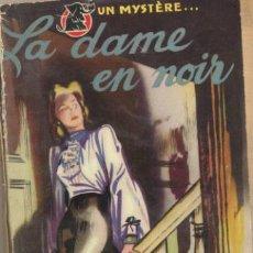 Livres: LA DAME EN NOIR. PETER CHEYNEY.. Lote 40413549