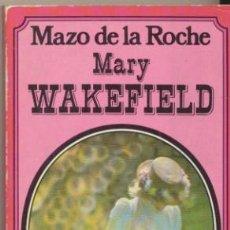 Libros: JALNA. MARY WAKEFIELD. MAZO DE LA ROCHE. LIBRAIRIE PLON.. Lote 40420502