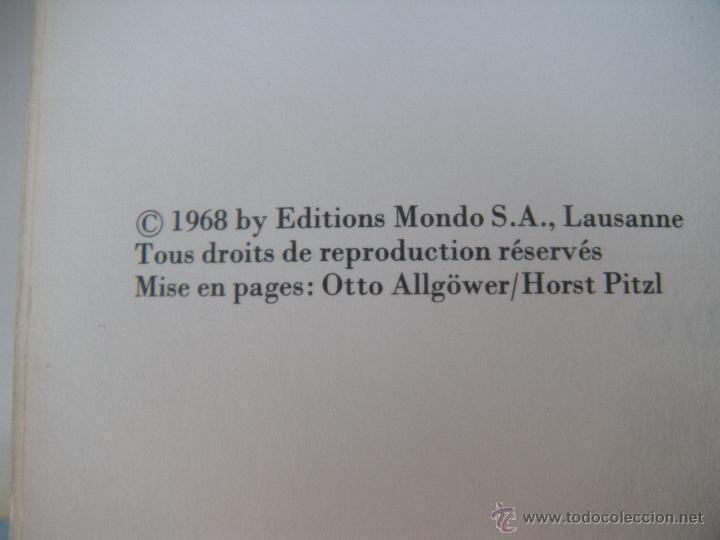 Libros: LIBRO. CONTES DES CINQ CONTINENTS. ADAPTADO POR RÉ ET PHILIPPE SOUPAULT. EN FRANCÉS. - Foto 5 - 40512475