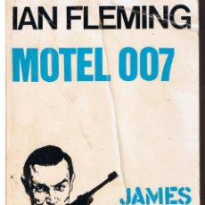 Libros: MOTEL 007. JAMES BOND 007. IAN FLEMING. PLON 1961. Lote 43572982