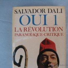 books - LIBRO. SALVADOR DALI. FRANCÉS - 44510069