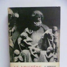 Libros: LE MYSTERE DE L' EGLISE - R. HASSEVELDT - 1953 (EN FRANCES). Lote 44655568