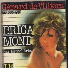 Libros: LE CYGNE DE BANGKOK. GERARD VILLIERS. PLON 1976.. Lote 45861844