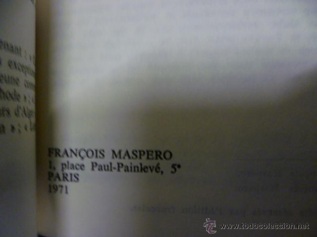 Libros: E Che guevara Textes militaires (en frances) - Foto 2 - 47260082