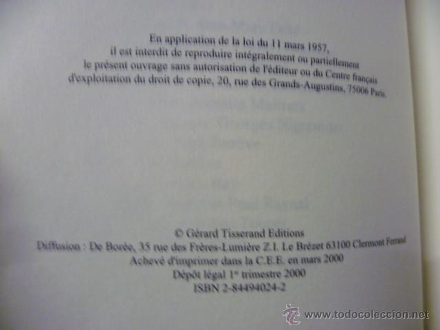 Libros: LOdeur des noisettes - Gilbert Dalet - (en frances - ver fotos) - Foto 4 - 47267379