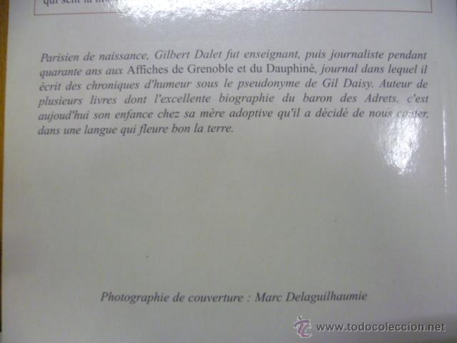 Libros: LOdeur des noisettes - Gilbert Dalet - (en frances - ver fotos) - Foto 6 - 47267379