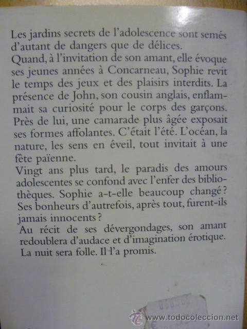 Libros: LES BONHEURS DE SOPHIE. - Vonnick de Rosmadec / POCKET (en frances) - Foto 4 - 47512820