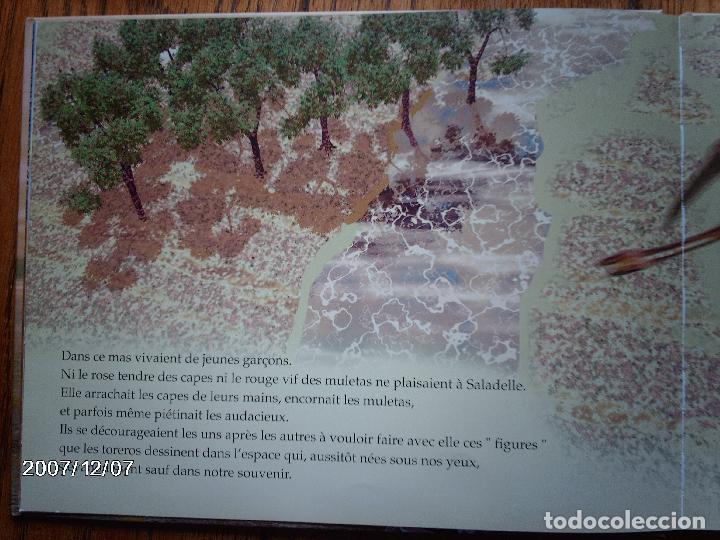 Libros: tomatito et saladelle - historia de un gitano y un toro - en frances - Foto 5 - 96899747