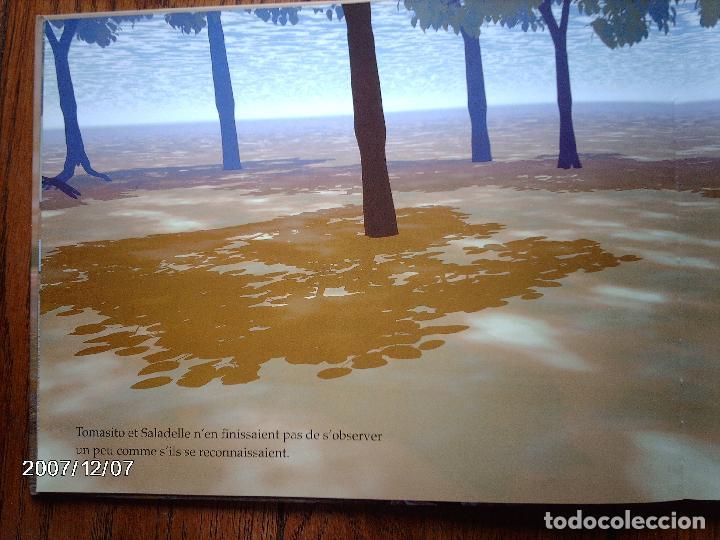 Libros: tomatito et saladelle - historia de un gitano y un toro - en frances - Foto 9 - 96899747