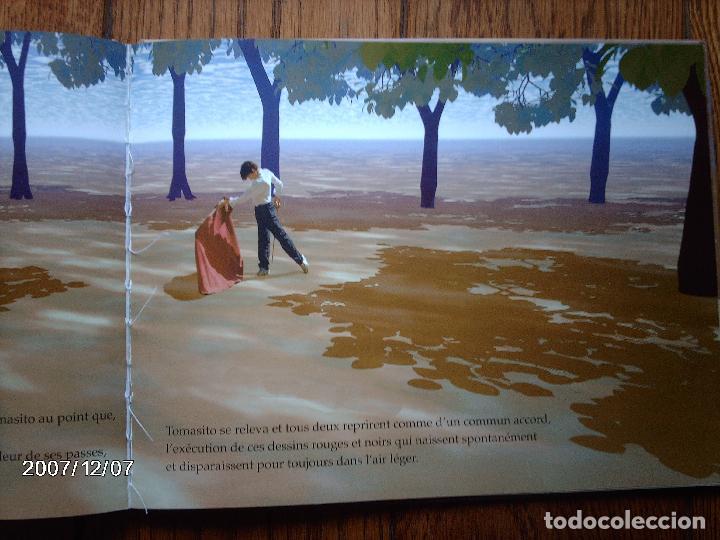 Libros: tomatito et saladelle - historia de un gitano y un toro - en frances - Foto 14 - 96899747
