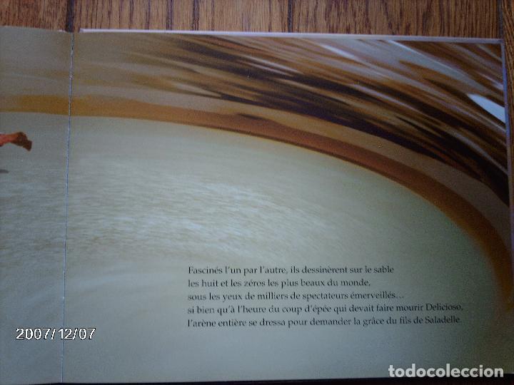 Libros: tomatito et saladelle - historia de un gitano y un toro - en frances - Foto 20 - 96899747
