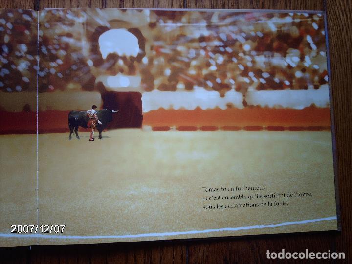 Libros: tomatito et saladelle - historia de un gitano y un toro - en frances - Foto 22 - 96899747
