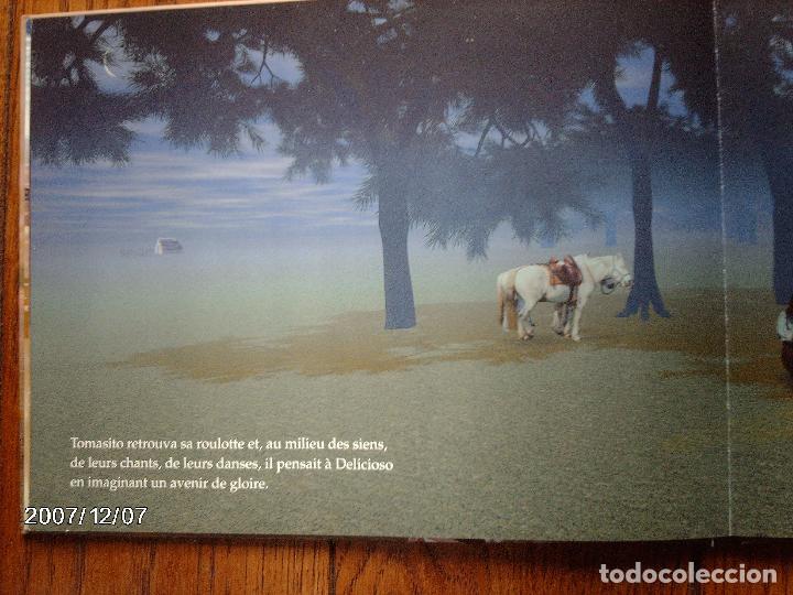 Libros: tomatito et saladelle - historia de un gitano y un toro - en frances - Foto 23 - 96899747