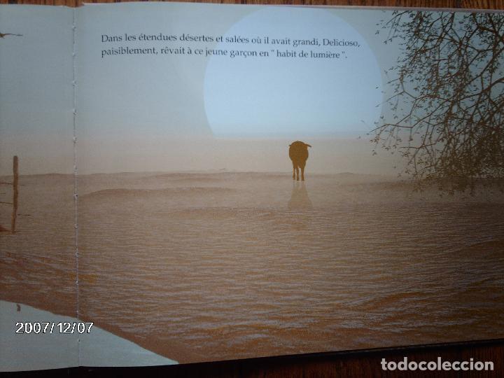 Libros: tomatito et saladelle - historia de un gitano y un toro - en frances - Foto 26 - 96899747