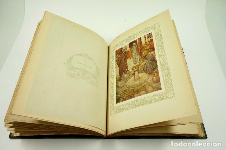 Libros: RUBÁIYÁT DE OMAR KHÁYYÁM DE NAISHÁPÚR, ED. LEDITION DART H. PIAZZA, PARIS. 24x30,5cm - Foto 3 - 99347575