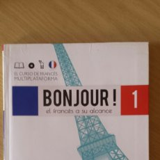 Libros: BON JOUR 1. EL FRANCÉS A TU ALCANCE.. Lote 104426834