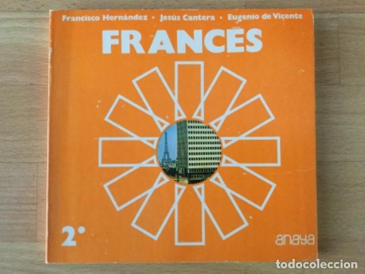 FRANCÉS 2* BUP ANAYA. 1977 (Libros Nuevos - Idiomas - Francés)