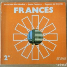 Libri: FRANCÉS 2* BUP ANAYA. 1977. Lote 109749935