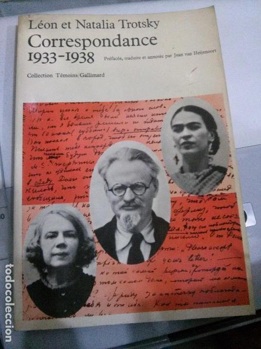 CORRESPONDANCE 1933-1938 POR LÉON ET NATALIA TROTSKY, TÉRMOINS. (Libros Nuevos - Idiomas - Francés)
