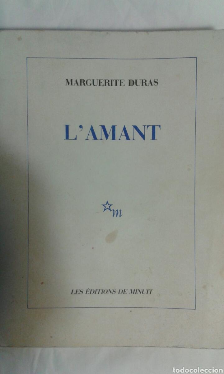 EL AMANTE,MARGUERITE DURAS (EN FRANCES) (Libros Nuevos - Idiomas - Francés)