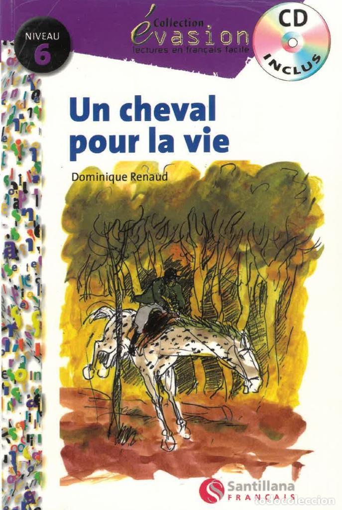 UN CHEVAL POUR LA VIE (Libros Nuevos - Idiomas - Francés)