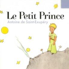 Libros: LE PETIT PRINCE. Lote 117145907