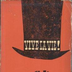 Libros: VIVE LA VIE DE ALPHONSE ALLAIS. Lote 123118871
