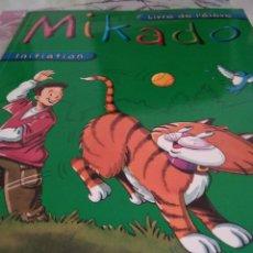 Libros: MIKADO. LIBRO FRANCES. INITIATION. Lote 128126108