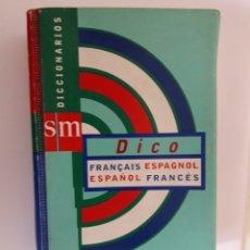 Libros: DICCIONARIO ESCOLAR FRANCES-ESPAÑOL. Lote 136019934