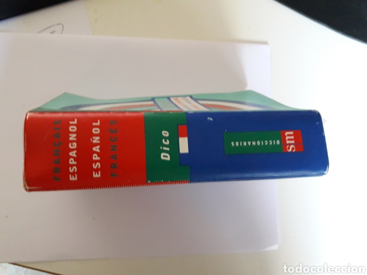 Libros: DICCIONARIO ESCOLAR FRANCES-ESPAÑOL - Foto 3 - 136019934
