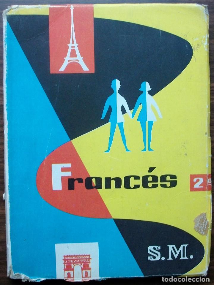 FRANCES. 2º EDITORIAL S.M. 1962 (Libros Nuevos - Idiomas - Francés)