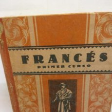Libros: BJS.FRANCES PRIMER CURSO.EDT, LUIS VIVES.BRUMART TU LIBRERIA.. Lote 150206446