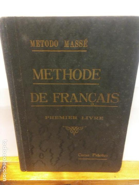 BJS.METHODE DE FRANÇAIS.CURSO PRACTICO.. (Libros Nuevos - Idiomas - Francés)