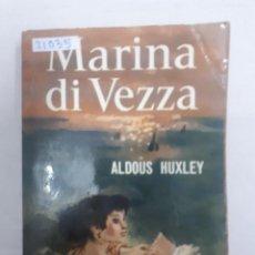 Libros: 21035 - MARINA DI VEZZA - POR ALDOUS HUXLEY - EN FRANCES . Lote 168426564