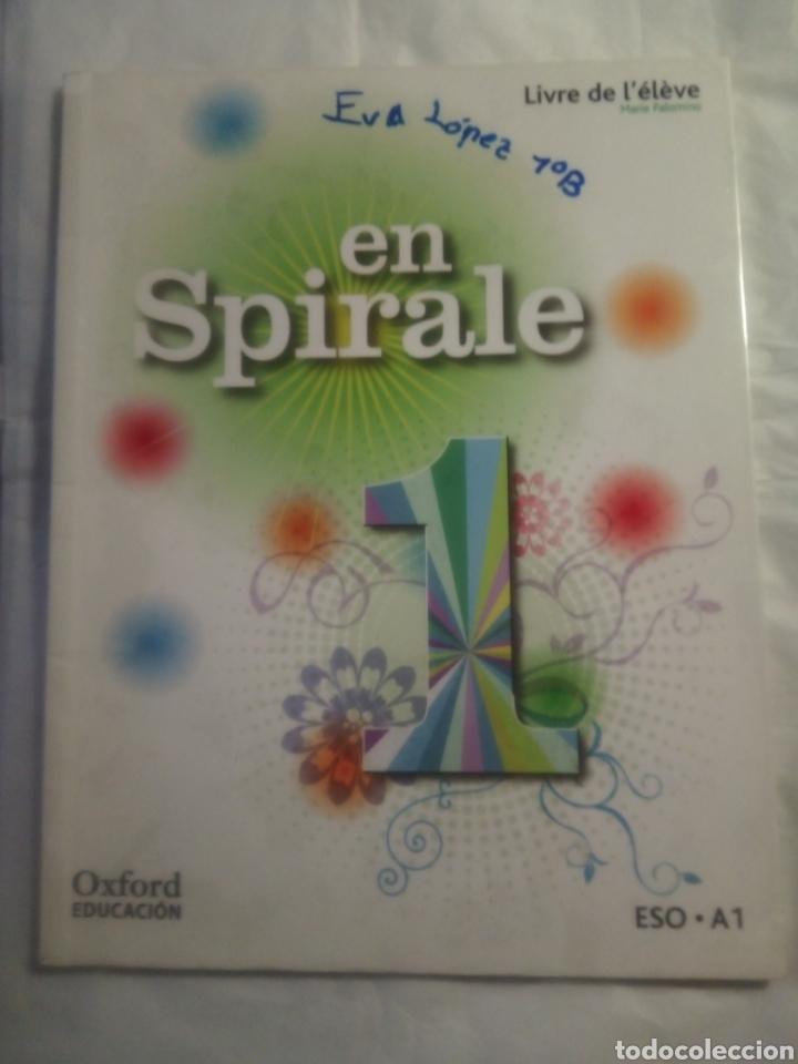 EN SPIRALE 1 LIBRE DEL ELEVE (Libros Nuevos - Idiomas - Francés)