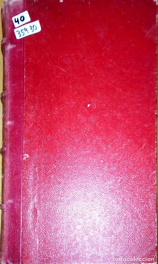 Libros: 35930 - LES TRAVAILLEURS DE LA MER II - POR VICTOR HUGO - EDITION HETZEL - AÑO ? - EN FRANCES - Foto 2 - 177974108