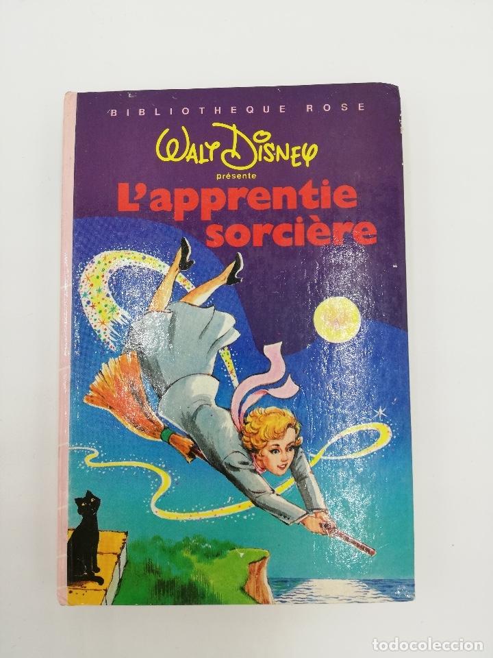 L' APPRENTIE SORCIERE WALT DISNEY 1972 (Libros Nuevos - Idiomas - Francés)