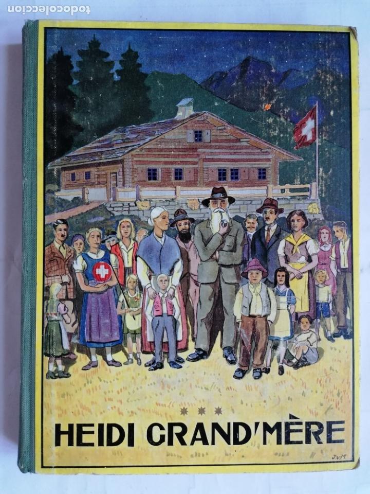 HEIDI CRAND MERE, ILLUSTRATIONS DE JEAN BERTHOLD (Libros Nuevos - Idiomas - Francés)