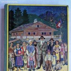 Livros: HEIDI CRAND MERE, ILLUSTRATIONS DE JEAN BERTHOLD. Lote 205104037