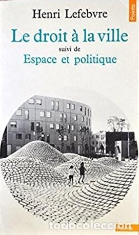 HENRI LEFEBVRE - LE DROIT À LA VILLE (Libros Nuevos - Idiomas - Francés)