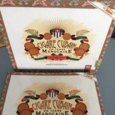 Libros: CIGARE CUBAIN EN TERRE MAROCAINE. Lote 207905280