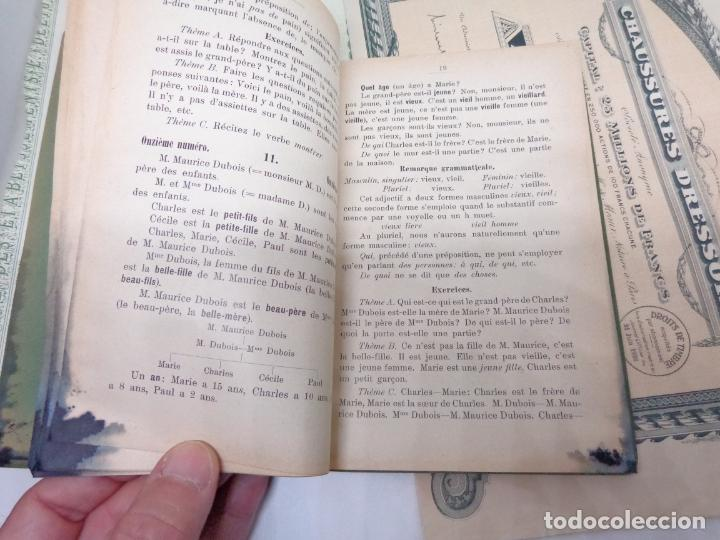 Libros: ¡¡¡ LOTE DE LIBROS Y DOCUMENTOS ANTIGUOS FRANCESES !!! - Foto 6 - 209095985