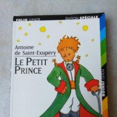 Libros: LE PETIT PRINCE EN FRANCÉS. Lote 212046021