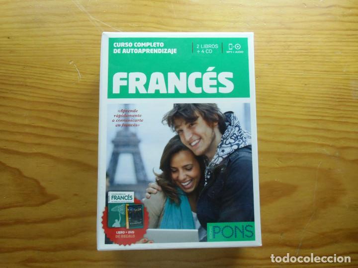 CURSO COMPLETO DE AUTOAPRENDIZAJE FRANCÉS. PONS (Libros Nuevos - Idiomas - Francés)
