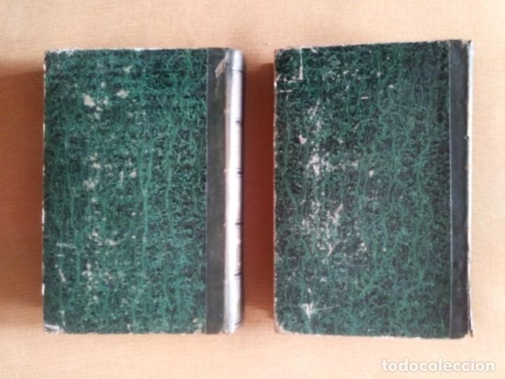 AÑO 1836 - 26 CM - DON QUIJOTE DE LA MANCHA - COMPLETO - 800 GRABADOS - ILUSTRADO POR TONY JOHANNOT (Libros Nuevos - Idiomas - Francés)