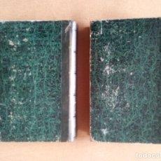 Livres: AÑO 1836 - 26 CM - DON QUIJOTE DE LA MANCHA - COMPLETO - 800 GRABADOS - ILUSTRADO POR TONY JOHANNOT. Lote 224328083