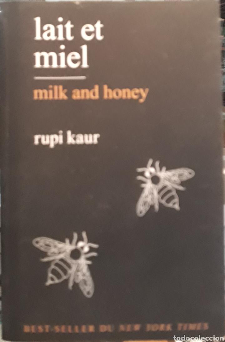LAIT ET MIEL RUPI KAUR (Libros Nuevos - Idiomas - Francés)