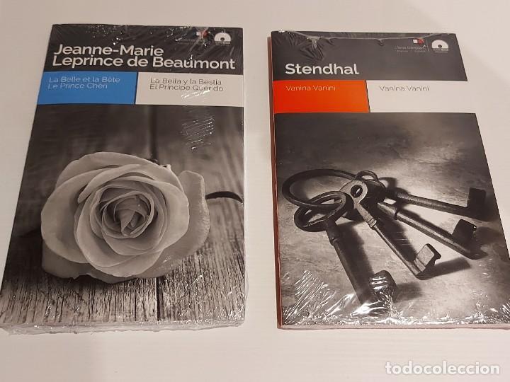Libros: AUDIOBOOKS / LIBROS BILINGÜES / FRANCÉS-ESPAÑOL. LOTE DE 14 EJEMPLARES PRECINTADOS / OCASIÓN !! - Foto 8 - 227023665